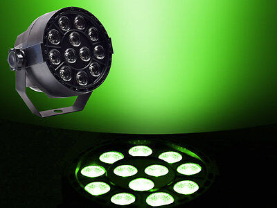 LED Par can 12x3W RGB 3-in-1 LED, DMX. Light Emotion VIVID0312 IR Remote