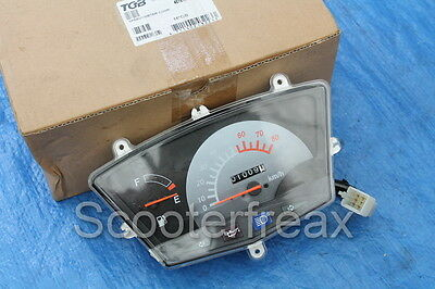 TGB Vivo 50 Tacho 1009 KM Speedometer Craftsman for Cannibalize Speedometer