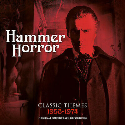 Hammer Horror Classic Themes soundtrack limited green vinyl LP NEW/SEALED