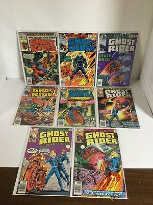 Ghost Rider 26 34 35 39 40 41 43 45 Fn-Vf Fine-Very Fine 6.0-8.0