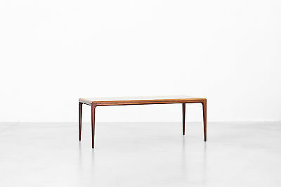 Danish Rosewood Coffee Table by Johannes Andersen for CFC Silkeborg, Midcentury
