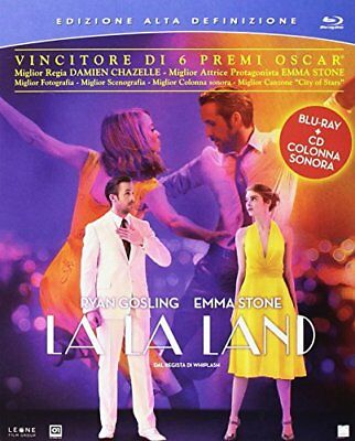 La La Land (Blu-Ray + Cd) 01 DISTRIBUTION