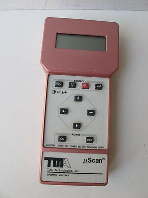 TMA Technologies µScan Portable Scatterometer - Control Unit Only