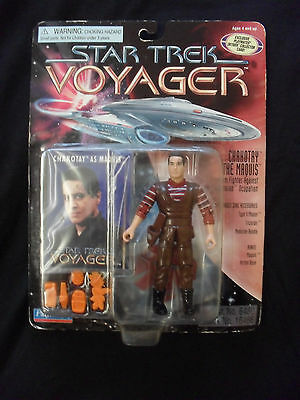 Star Trek Voyager Playmates Figur Chakotay The Maquis