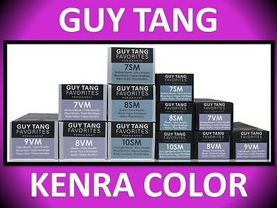 Kenra Guy Tang Favorites Permanent 3 Oz Hair Color Variety Colors Shades U Pick