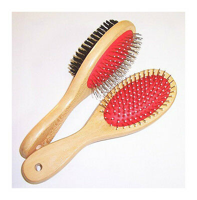 CHAMPION & HILL Double Sided Mane and Tail Brush - #7659