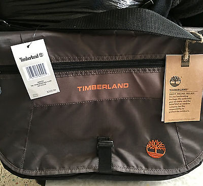 Timberland Twin Mountain Messenger Bag, FREE SHIP, OVER 75% OFF SUGG. RETAIL!!!!