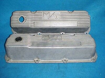 Mickey Thompson 351 Cleveland 351C 351M 400M Mustang Aluminum Valve Covers 351C