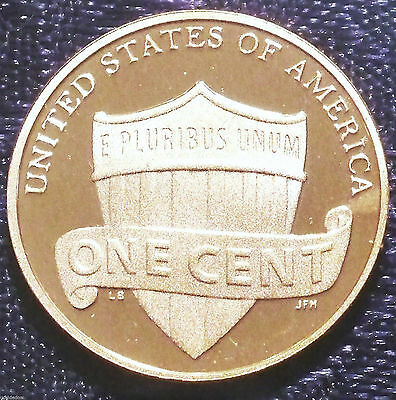 2011 S PROOF Shield Penny BU Gem Brilliant UNCIRCULATED RED Cameo  PICK-A-SET