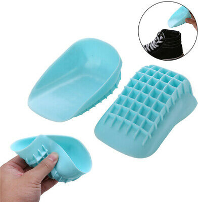 Plantar Fasciitis Heel Support Cup Achilles Tendon Spur Pad Insole Treatment S/L