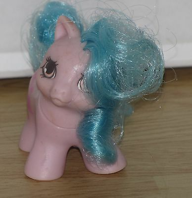Vintage My Little Pony G1  LITTLE GIGGLES Teeny Tiny Baby 1989 Small, very cute
