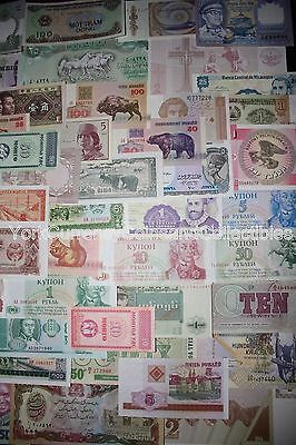 World Banknotes Currency Foreign Paper Money 1000 Different Cu Hard To Assemble