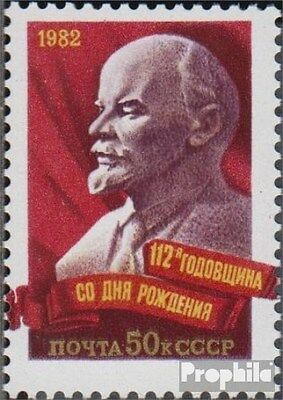 Soviet-Union 5166 (complete.issue.) fine used / cancelled 1982 Wladimir Lenin