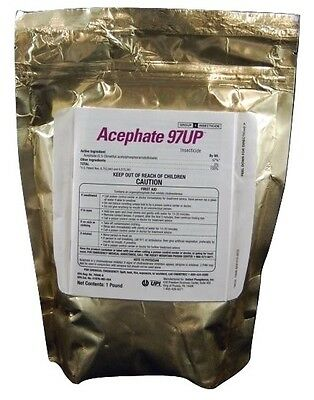 Acephate 97 UP Insecticide (Generic Orthene) - 10 Lbs.