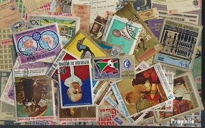 Burundi 50 different stamps