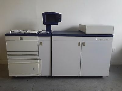 Xerox Docucolor 5252 Digital Color Printing Press