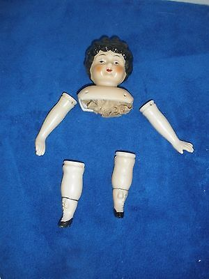 Brinns porcelain doll kit from the 1970's