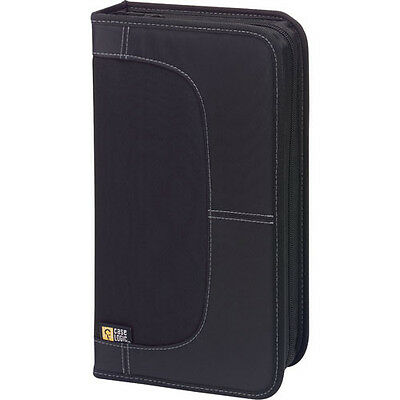 Case Logic CD/DVD 64 Capacity Storage Case Wallet Portable