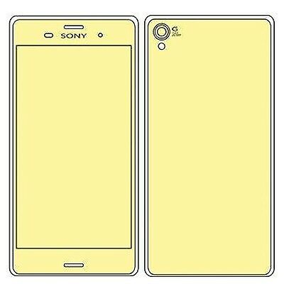 Martin Fields Overlay Plus Screen Protector (Sony Xperia Z3) - Includes Back ...
