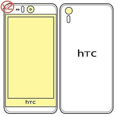 Martin Fields Overlay Plus Screen Protector (HTC Desire EYE) Twin Pack - Incl...