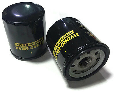 PACK OF 2 Commercial Genuine OEM Hydro Gear 52114 Transmission Filter  109-3321