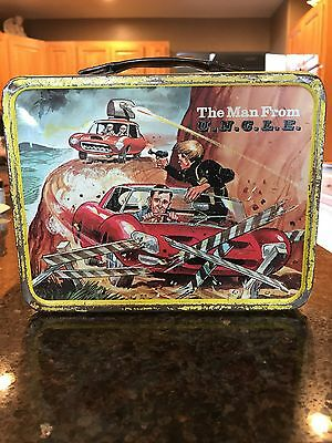 The Man From U.N.C.L.E Lunch Box