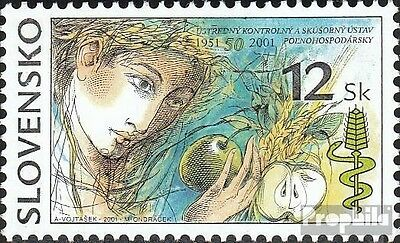 Slovakia 390 mint never hinged mnh 2001 Agriculture