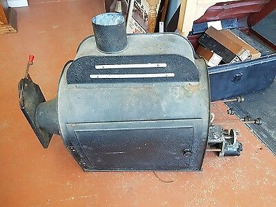 Vintage Simplex /c&w Theatre Movie Projector  With 4 X 35Mm Film Housings 1930S