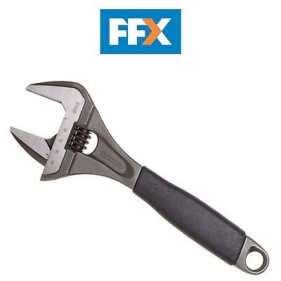 Bahco BAH9033 9033 Black Adjustable Wrench 250mm (10in) 46mm