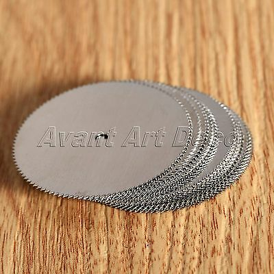20pcs Steel Cut Off Wheel Disc Saw Blades for Grinder Drill Rotary Tool 32mm