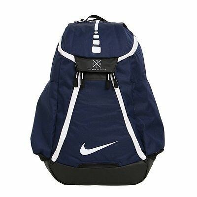 Nike Hoops Elite Max Air Team Backpack Midnight Navy Blue New With Tags
