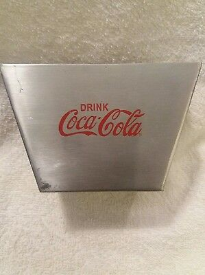 Coca Cola Wall mounted Bottle Cap Holder vintage
