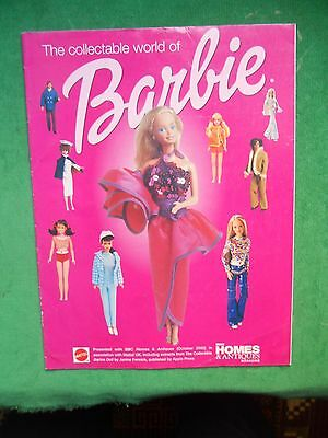 The Collectable World Of Barbie Bbc Homes Antics Magazine 2000 Edition J Fennick
