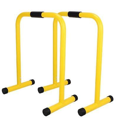 High Parallette Bars - Portable Gymnastic Parallel Bars