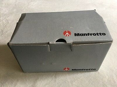 Manfrotto 804RC2 Basic Pan Tilt Head with Quick Release Plate