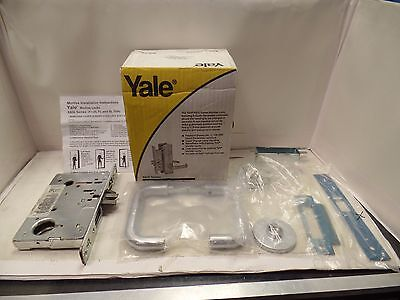 New Yale Commercial CRR 8805FL 626 Mortise Storeroom Lock RHR 071808 2815