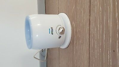 Avent Philips Baby Bottle Warmer Made In England