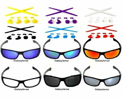 Galaxy Replacement Lenses For Oakley Juliet Multi-Selection Polarized