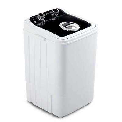 Portable Washing Machine Black - 4.6 KG