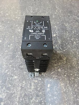 Crydom Solid State Relay CMRD 4855  Input 4-32VDC Output 480VAC 55A