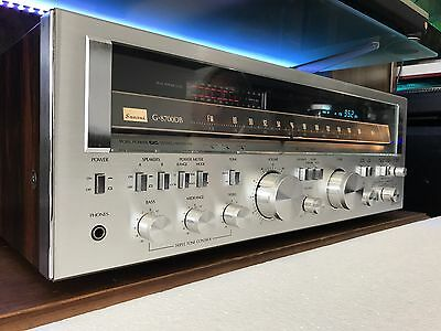 SANSUI G-8700DB Stereo Monster Receiver 320 Watts RMS Vintage 1979 Rare Like New