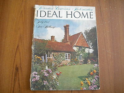 Ideal Home Magazine - July 1953