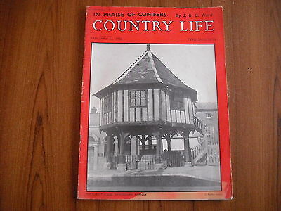 COUNTRY LIFE MAGAZINE - JANUARY 13th 1950