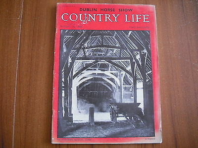 COUNTRY LIFE MAGAZINE - AUGUST 18th 1950