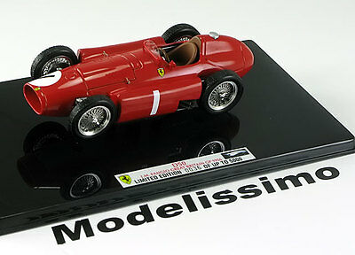1:43 Hot Wheels Elite Ferrari D50 Fangio World Champion 1956