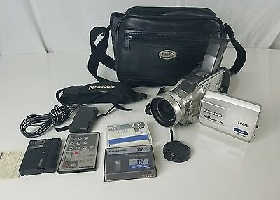 Panasonic PV-DV951D 100x digital 3CCD Palm corder camcorder - AS IS - untested