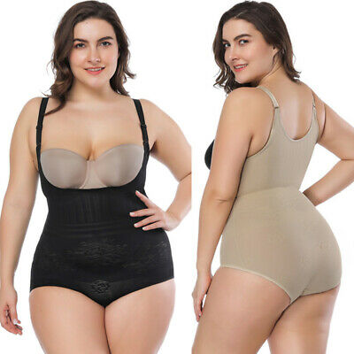 BODY SLIMMING Shapewear Corset Tummy Trimmer Shaper Smoother Slimming Suit New