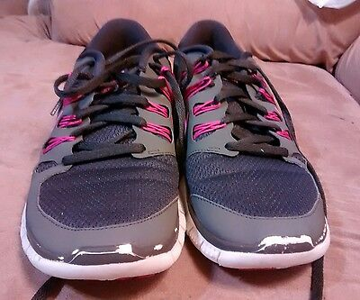 d33715b4e15d WOMENS NIKE FREE 5.0 Barefoot Ride Running Size 9.5 9 1 2 Awesome ...