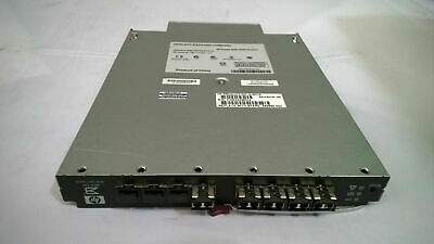 HP AJ821B HSTNS-BC23-N Brocade 8Gb 8/24c SAN Switch 489865-002