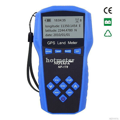 H● NF-178 GPS Test Devices+Land Measuring Instrument